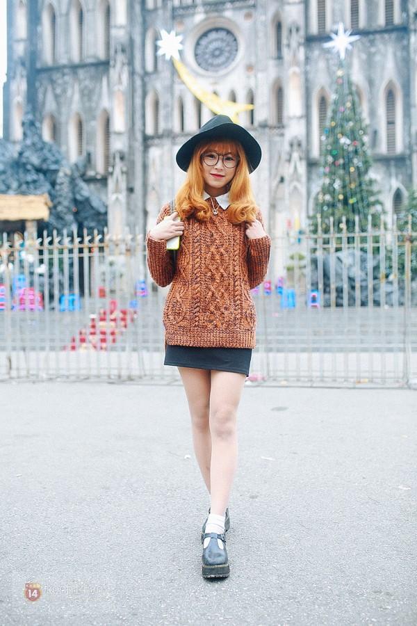Ngắm street style nổi bật những ngày cuối năm của giới trẻ Bắc-Nam 1
