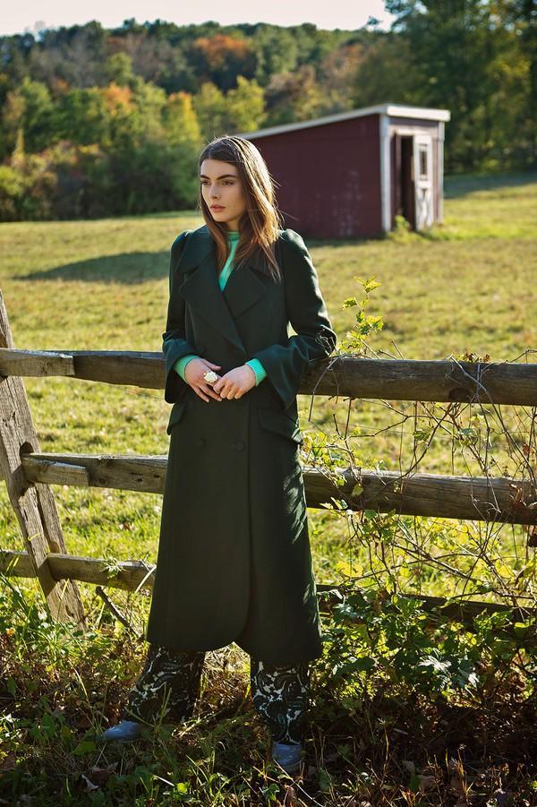 6 chiếc áo khoác giúp phong cách của bạn mới lạ và hợp mốt 14