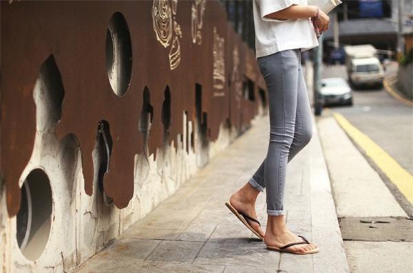 Tips chọn và mix quần jeans đúng trend cho mùa thu 7