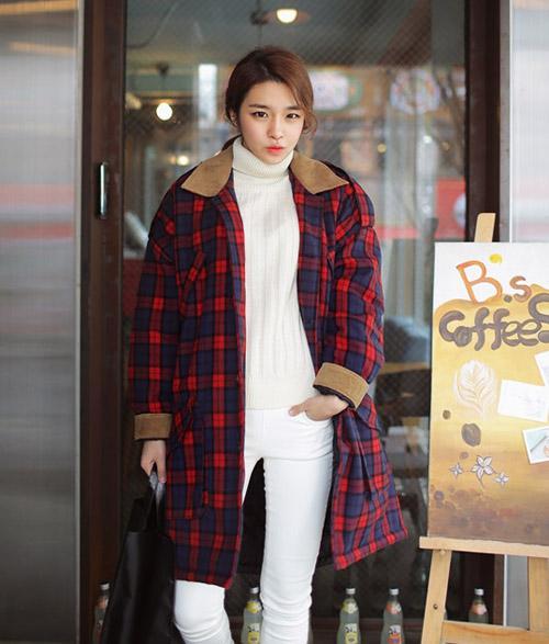 3 kiểu áo khoác cần có cho mùa Giáng sinh