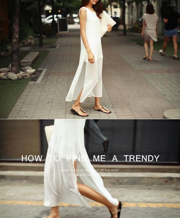 Tips mặc váy ngày nắng nóng cho những cô nàng... chân cong 6