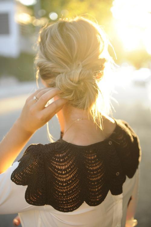 7 kiểu tóc đẹp mà đơn giản ngày hè