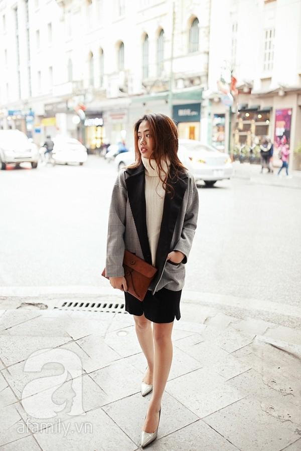 Biến hóa cho cả tuần làm việc với váy đen ngắn (LBD) quyến rũ 9