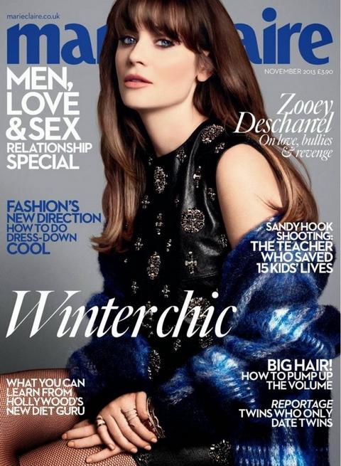 Mỹ nhân thế giới và những bộ ảnh bìa Tạp chí đẹp nhất tháng 11/2013