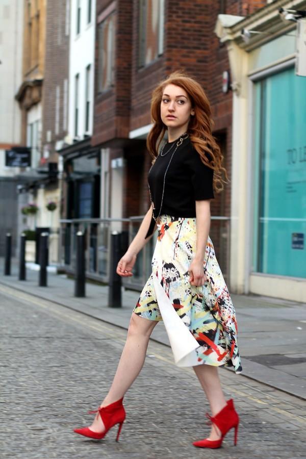 10 chiếc chân váy hè quen thuộc của phái đẹp 27