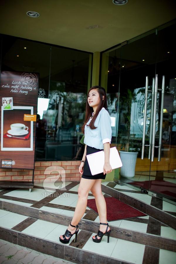 Gặp lại quý cô người Hàn xinh đẹp tham gia Đẹp tới công sở