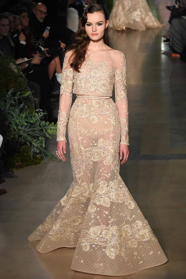 Những gợi ý váy cưới tuyệt đẹp từ BST Haute Couture 2015 11