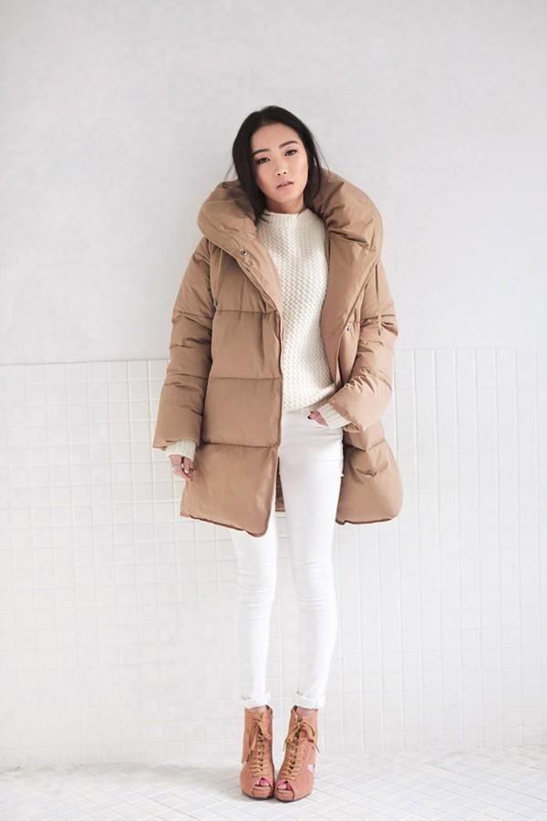 Chọn áo khoác chống mưa, ấm áp và hợp thời trang 9