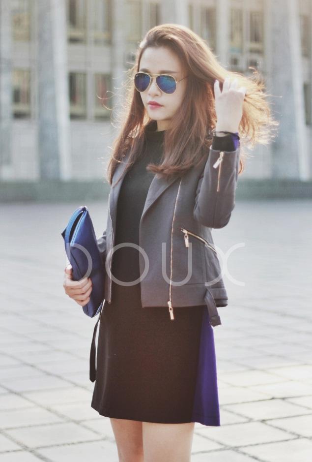 Chọn áo khoác cho nàng công sở đón rét kéo dài 12
