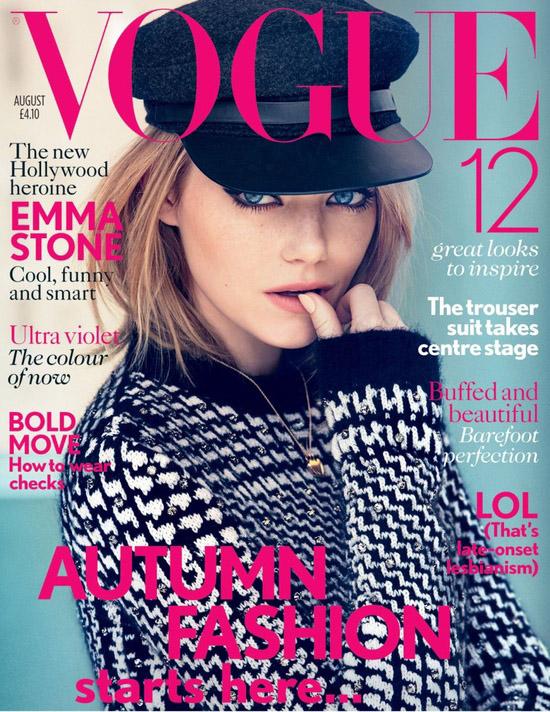 Emma Stone - Nét gợi cảm đằng sau vẻ trong sáng 28