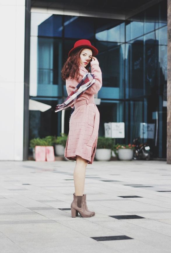 Chọn áo khoác cho nàng công sở đón rét kéo dài 15
