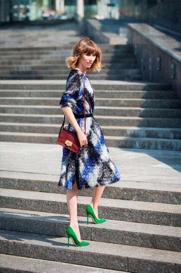 """7 quy tắc kết hợp """"chuẩn"""" màu sắc của giày và trang phục"""