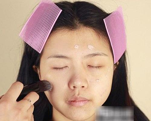 Bí quyết trang điểm đẹp như cô dâu Hàn