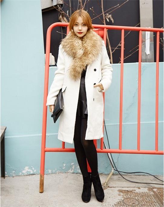 Kết hợp áo khoác vừa ấm, vừa sang cho phái đẹp công sở 20