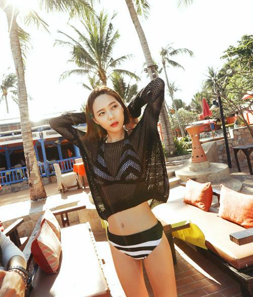 Biến hóa bikini thành những bộ đồ cực chất