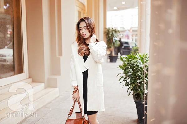 Biến hóa cho cả tuần làm việc với váy đen ngắn (LBD) quyến rũ 5