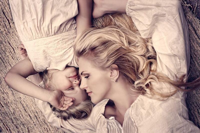 Những người mẹ đơn thân mạnh mẽ