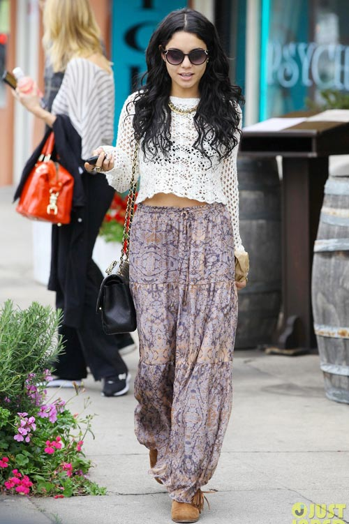 BST váy màu mè của nàng hippy Vanessa - 16