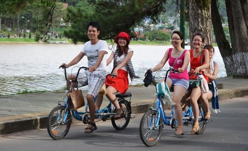 5 thành phố đi xe đạp tại Việt Nam 4