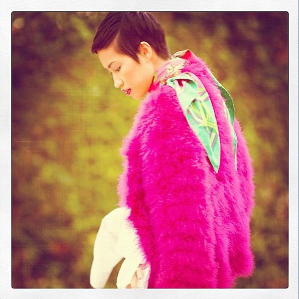 NTK gốc Việt Nini Nguyen - từ lao công trở thành stylist riêng của Rihanna 34