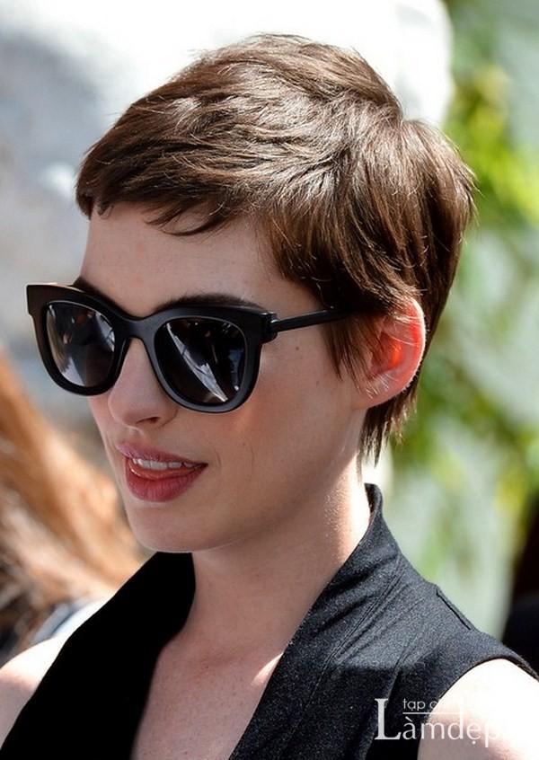 Các mẫu tóc ngắn đẹp xuân hè 2014