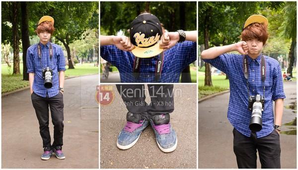 Giới trẻ Nam-Bắc phối đồ layering thế nào cho street style ngày thu 15
