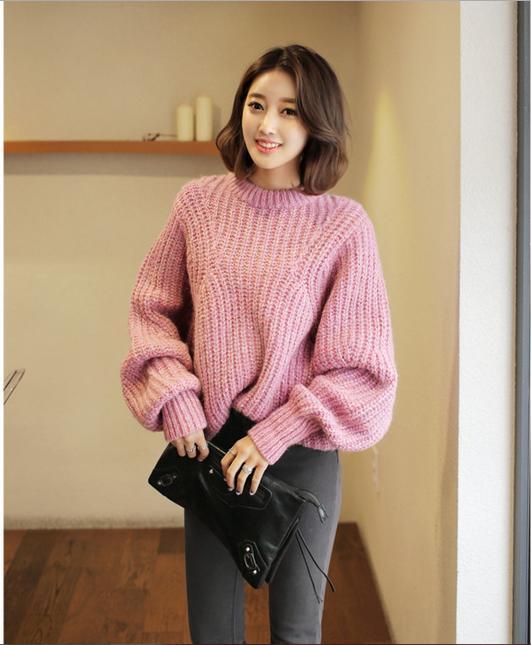 4 màu áo len gam pastel không thể thiếu của mùa đông 2