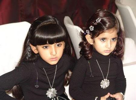 Hoàng tộc Dubai: Vẻ đẹp vạn người mê - 14