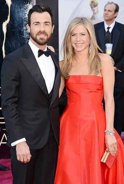 Gợi ý váy cưới cho Jennifer Aniston