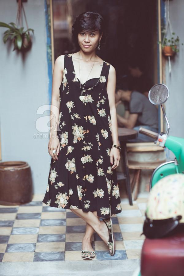 Huyên Phương - quý cô 31 tuổi, mê phượt, nhiếp ảnh và phong cách nữ tính