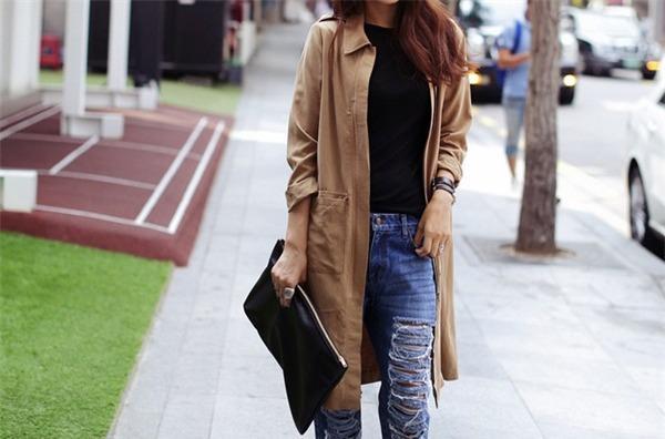 Tips chọn và mix quần jeans đúng trend cho mùa thu 5