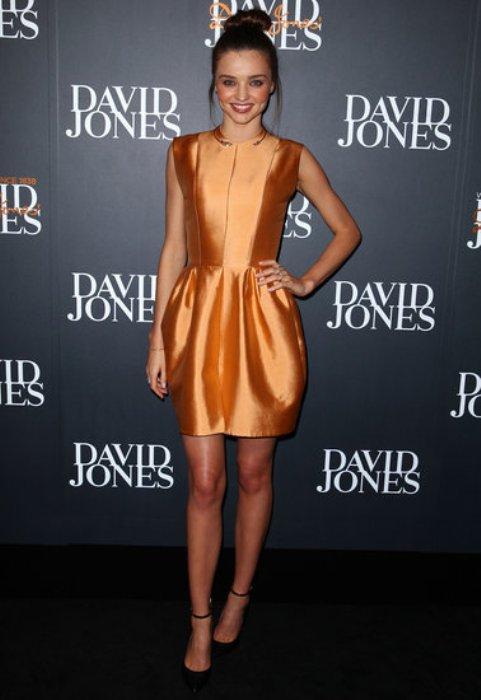 Chiêm ngưỡng thời trang dạ tiệc của Miranda Kerr