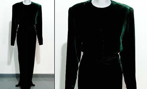 Đấu giá bộ sưu tập váy tiền tỷ của Công nương Diana