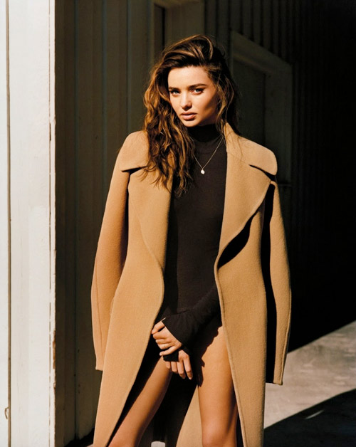 Chọn áo khoác mùa đông chuẩn như Miranda Kerr - 18