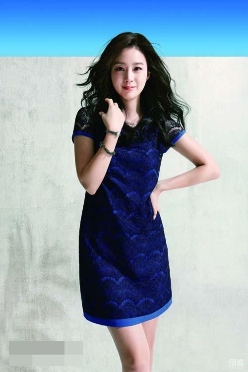 Kim Tea Hee - vẻ đẹp ngọt ngào và mê đắm