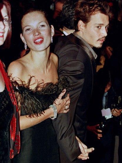 Thăng trầm trong cuộc đời siêu mẫu Kate Moss