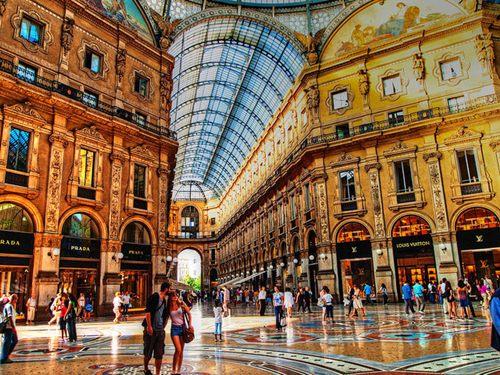 Những thành phố thời trang nhất thế giới