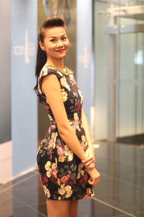 Những mốt váy hoa 'xiêu lòng' người đẹp - 6