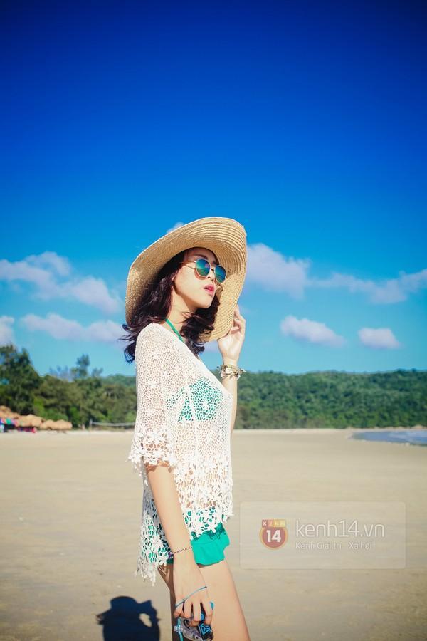 Biển xanh cát trắng & những bộ bikini đẹp lung linh 15