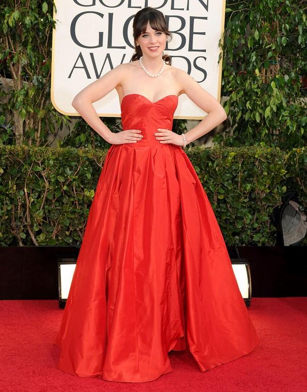 30 chiếc váy thảm đỏ đẹp nhất năm 2013 19