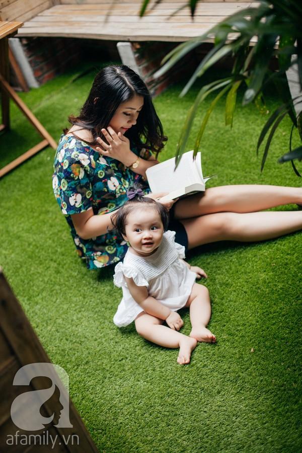 Tư vấn phong cách hè điệu đà cho bà mẹ trẻ vẫn