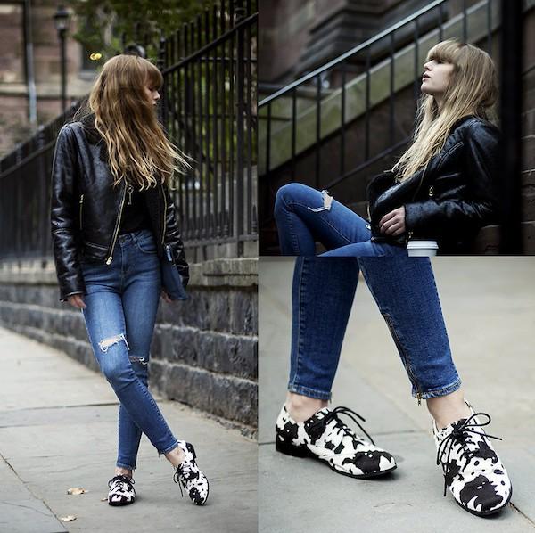 Giới trẻ thế giới mặc chất với item menswear và bigsized 11