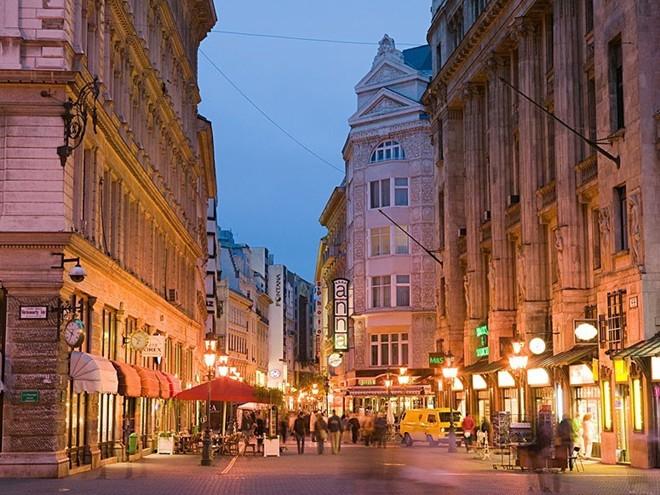 Vẻ đẹp mê hồn của 10 thành phố du lịch hàng đầu châu Âu 2