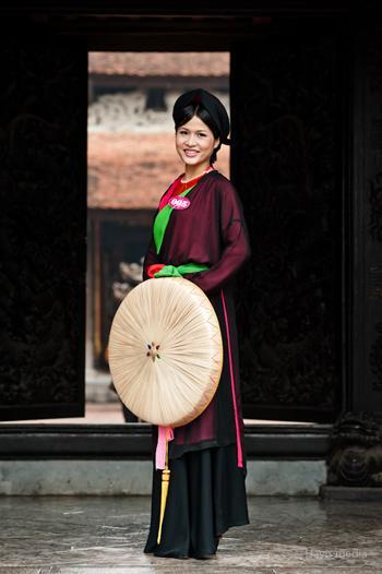 Độc đáo trang phục Việt 4000 năm lịch sử