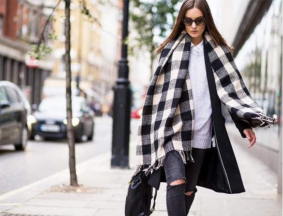 10 cách nhấn nhá đơn giản giúp bạn mặc đẹp ngày đông 1