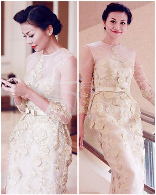 Những mốt váy hoa 'xiêu lòng' người đẹp - 5