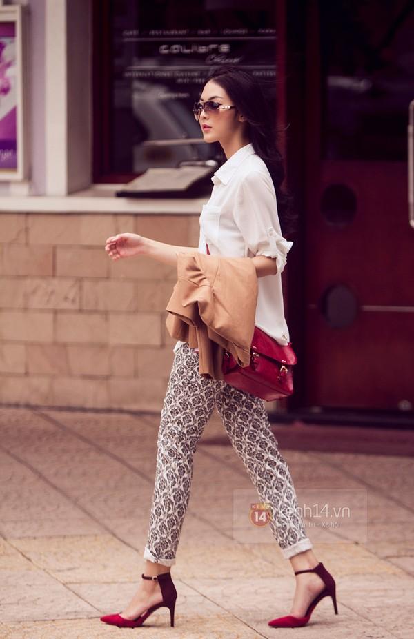 Mặc đồ thoải mái và trendy cho ngày chớm thu 2