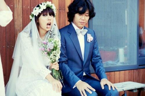 Tiết lộ ảnh cưới đáng yêu của Lee Hyori 4