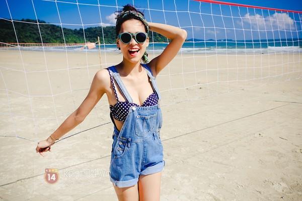 Biển xanh cát trắng & những bộ bikini đẹp lung linh 7