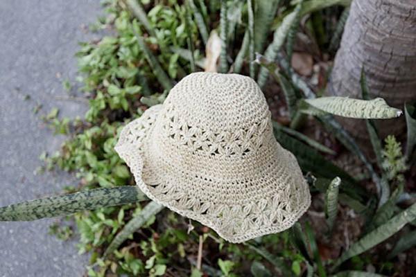 9 kiểu mũ đẹp cho mùa nghỉ mát Hè 2017 -19